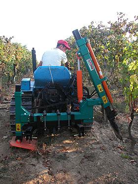 Officina Macchine Agricole Colombardo Cimatrici Potatrici